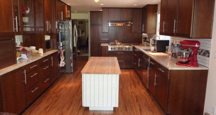 Dramatic Kitchen Makeovers