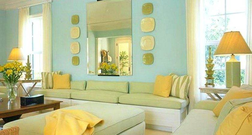 Drawing Room Wall Orange Colours Combinations