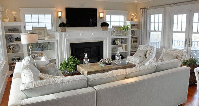 Dream Beach Cottage Neutral Coastal Decor Home