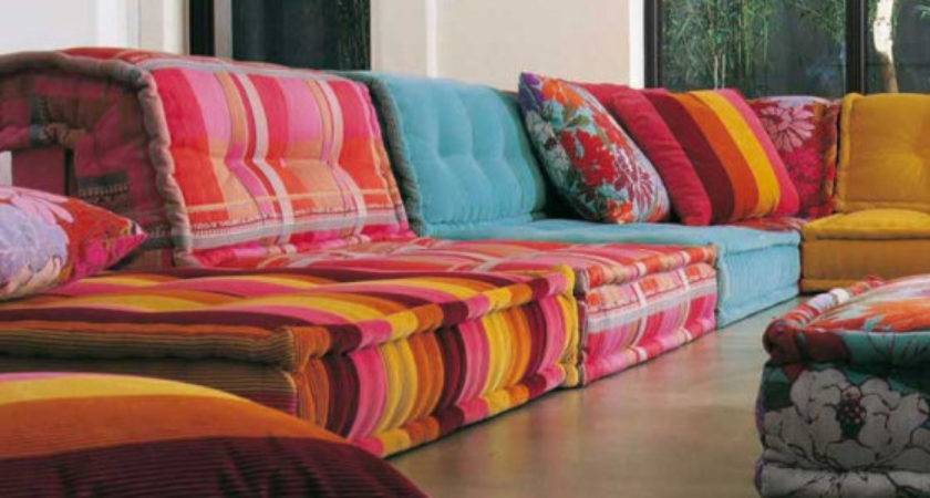 Dream Couch Missoni Bohemian Sofa Cherie Bomb