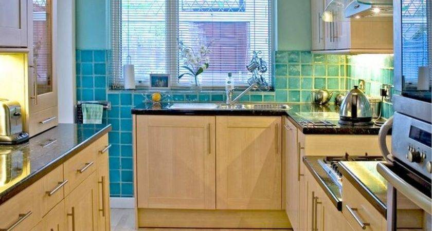 Dream House Trish Open Concept Galley Kitchens