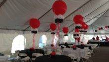 Dreamark Events Blog Tent Balloon Decoration