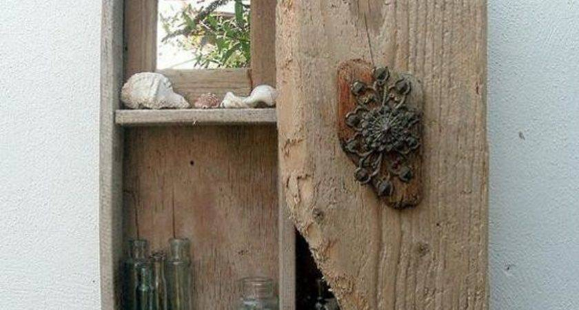 Driftwood Recycling Ideas Creative Low Budget Home