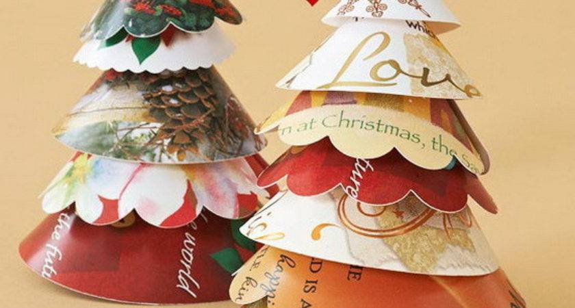 Easy Handmade Christmas Craft Decoration Ideas