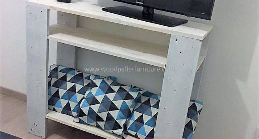 Easy Ideas Pallet Wood Recycling Furniture