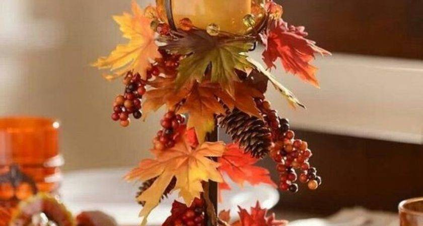 Easy Thanksgiving Decorations Your Home