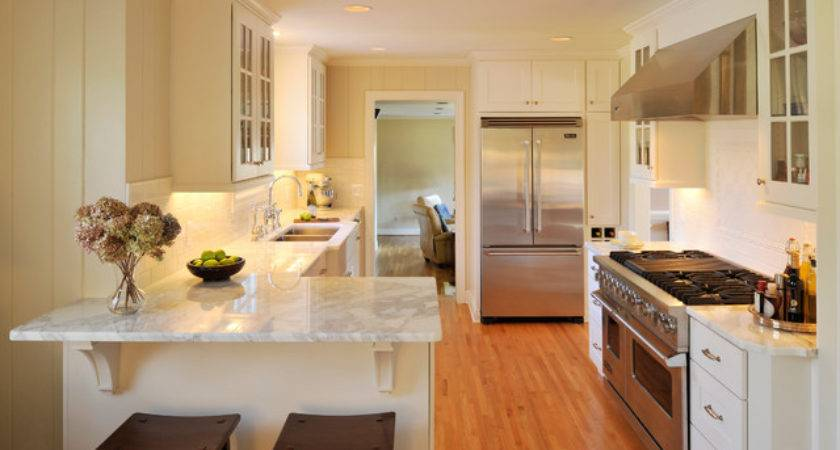 Easy Tips Designing Comfortable Small Kitchen