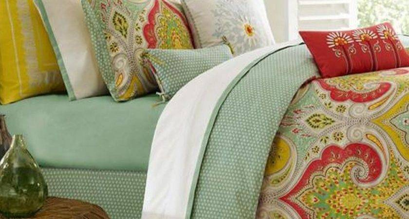 Echo Design Jaipur Piece King Comforter Bed Bag Set