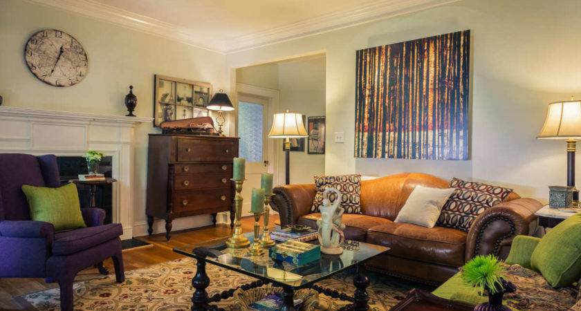 Eclectic Design Interior Redesign Form Function