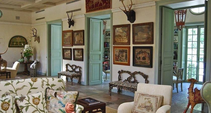 Elegant Impressive Old House Interiors Ideas