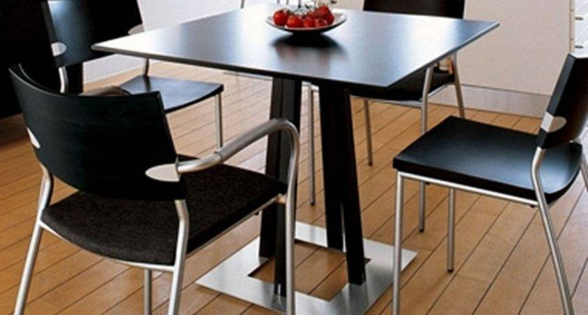 Elegant Modern Kitchen Tables Small Spaces