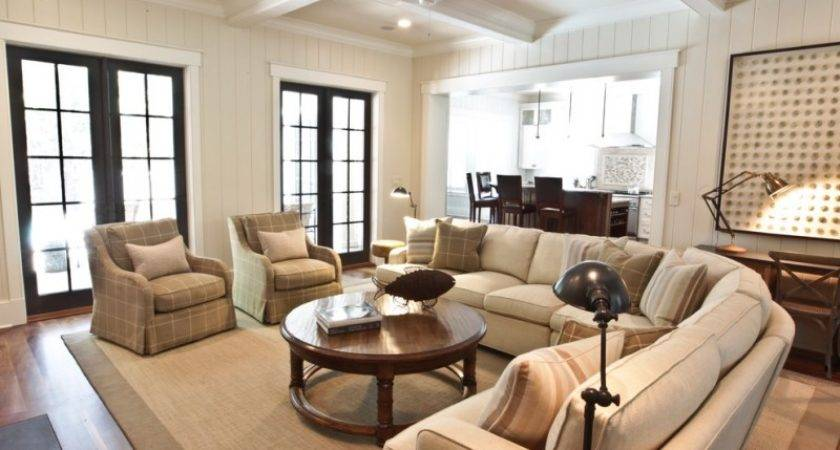 Enchantingly Beautiful Living Rooms Sectionals