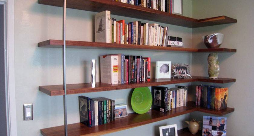 Epic Floating Wall Shelves Books Additional