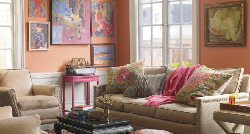 Ethnic Living Room Decorator Notebook Blog