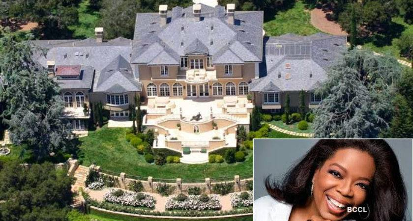 Expensive Celebrity Homes Pics