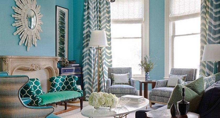 Fabulous Teal Living Room Decorating Ideas Greenvirals Style