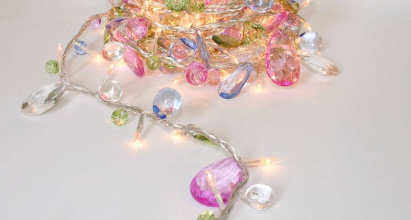 Fairy Lights Bohemia Elegant String Jewels