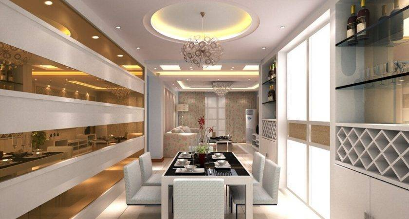 False Ceiling Designs Small Dining Room Luxury