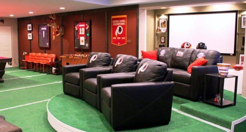 Fantasy Spaces Man Caves More Hgtv