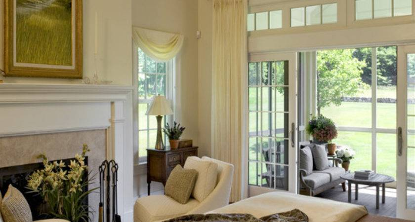 Farmhouse French Living Room Beautiful Homes Design