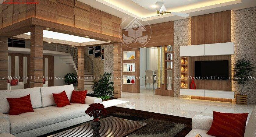 Fascinating Contemporary Home Living Room Interior Design