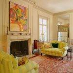 Fashion Girls Living Room Ideas Yellow