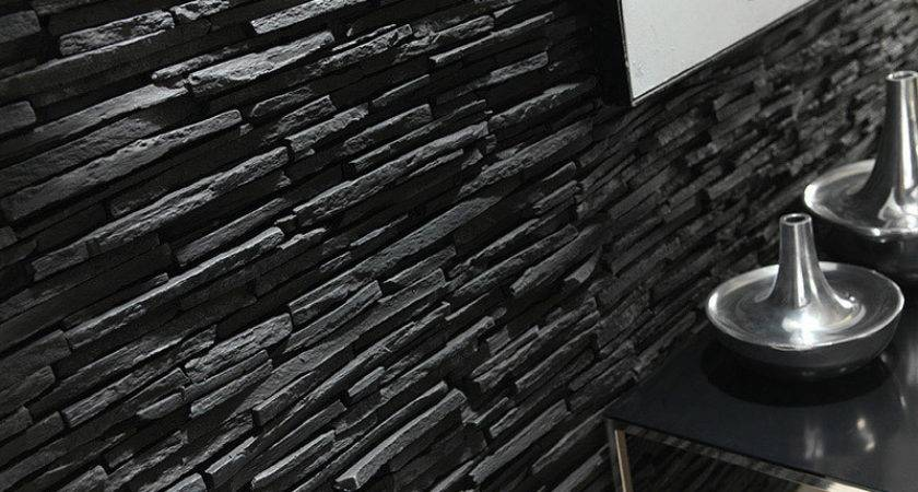 Faux Slate Wall Panel Range Interiors Projects