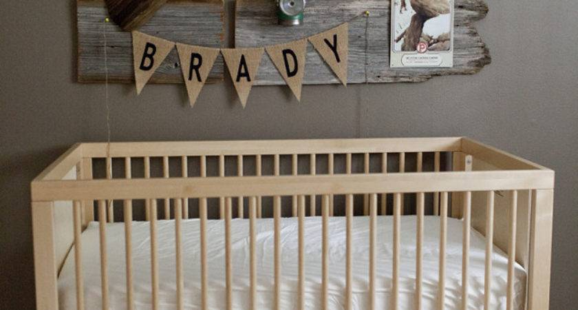 Fawn Over Baby Vintage Hunting Nursery Designed Ashley