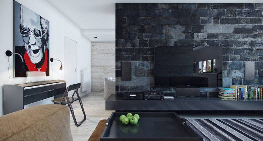Feature Living Room Decosee