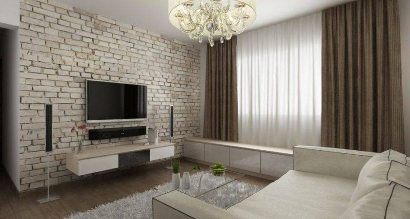 Feature Wall Designs Living Room Peenmedia