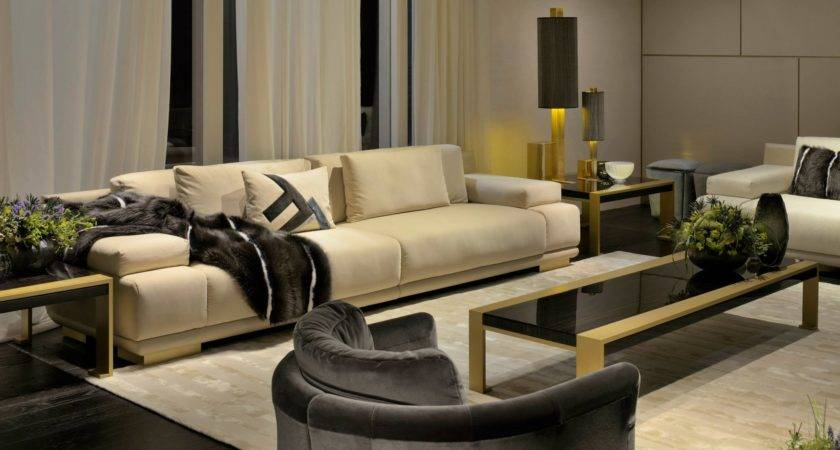 Fendi Casa Collection Thierry Lemaire Luxury