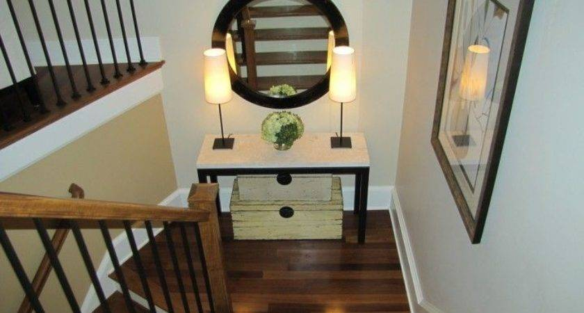 Feng Shui Hallway Mirror Facing Side Stairs