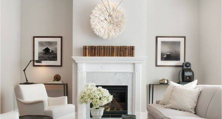 Fireplace Alcoves Modern Living Room Wick Design