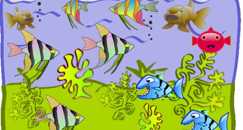 Fish Tank Clip Art Clker Vector
