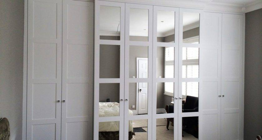 Fitted Bedrooms Built Wardrobes London Bespoke