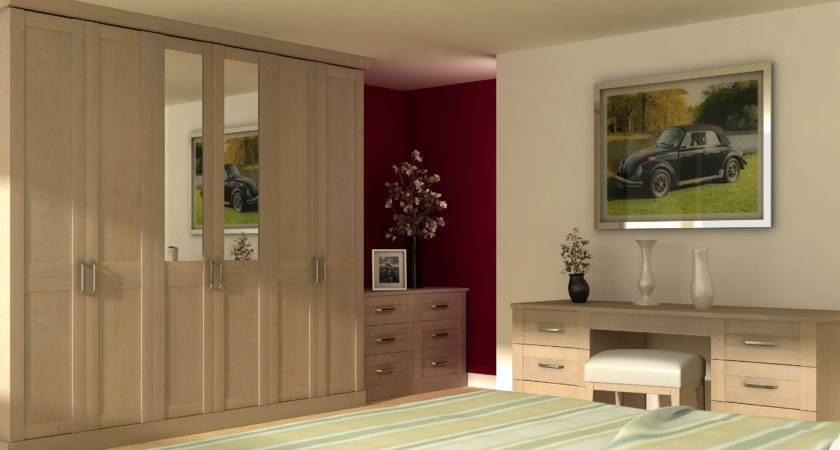 Fitted Sliding Wardrobes Excellent Mirrored