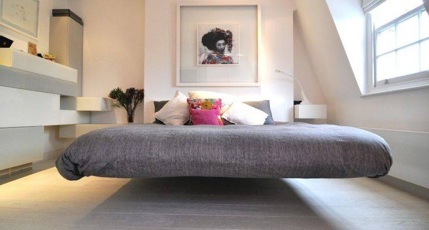 Floating Beds Elevate Your Bedroom Design Next Level