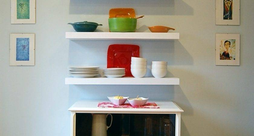 Floating Kitchen Shelves Can They Benefit Amaza