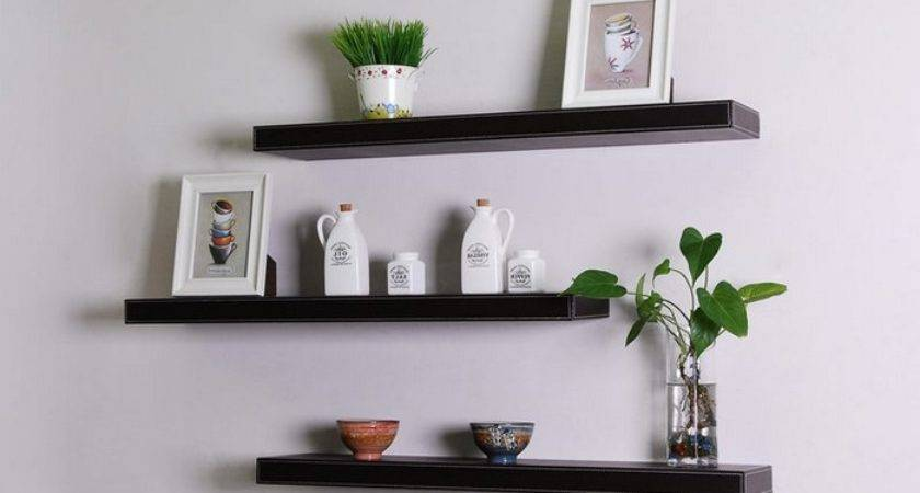 Floating Shelves Home Design Ideas