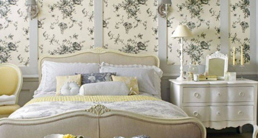 Floral Country Bedroom Create House