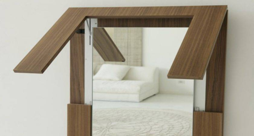 Folding Wall Table Diy Mounted Dining