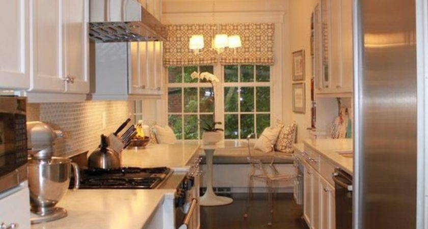 Form Function Galley Kitchen
