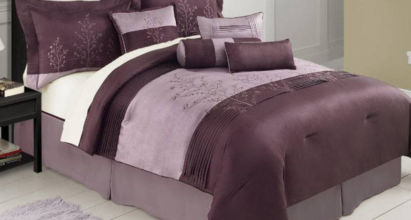 Forter Sets Purple Brown Chocolate Bedding