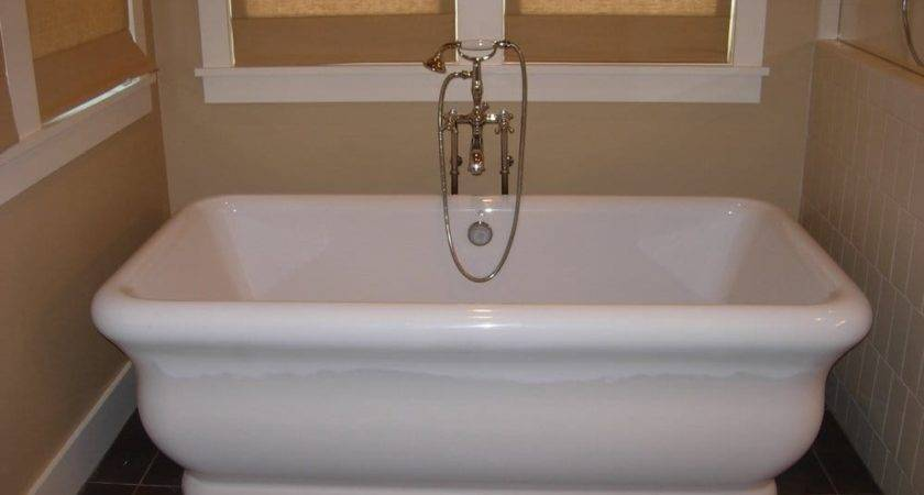 Freestanding Tub Become Dream Relaxing Object