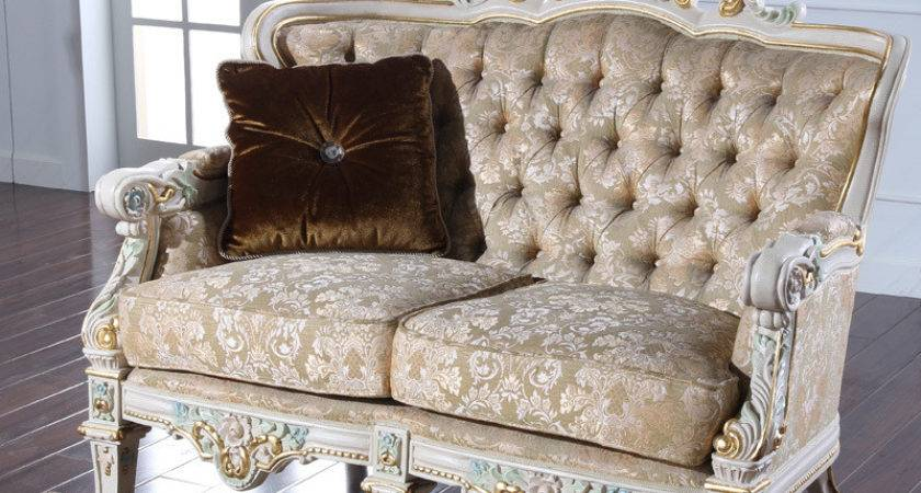 French Chateau Furniture Country Style Living
