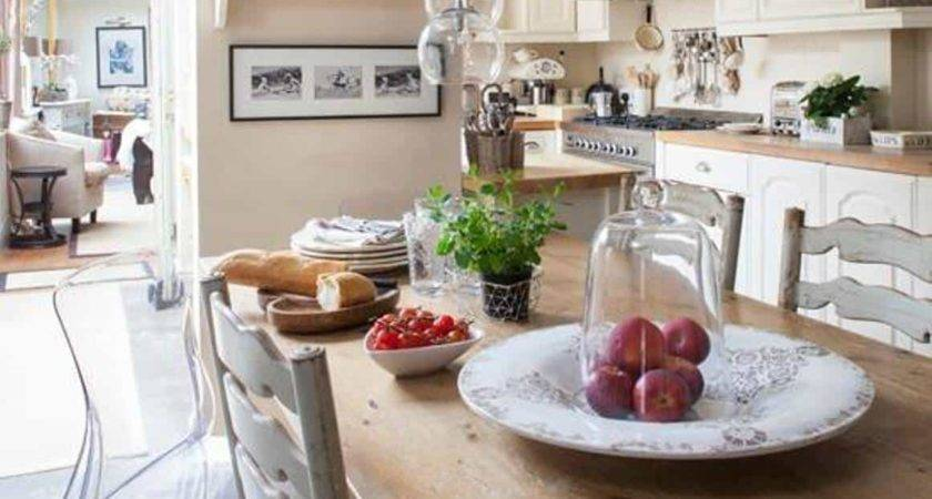 French Country Eclectic Kitchen Rcabinetstudio Norma Budden