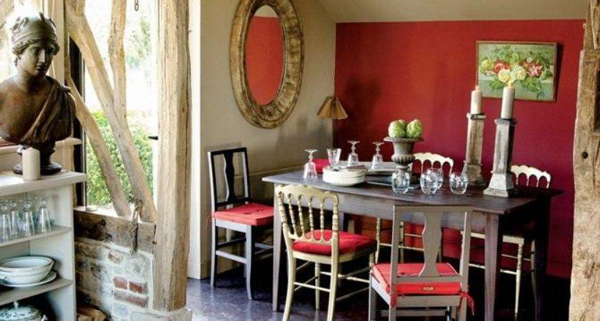French Country Residence Decorating Suggestions