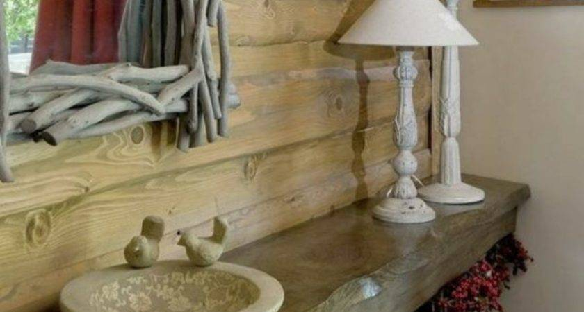 French Country Style Bathroom Ideas Can