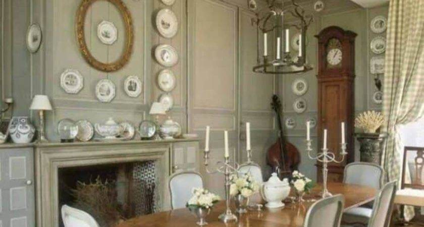 French Country Style Dining Room Ahigonet Home Inspiration