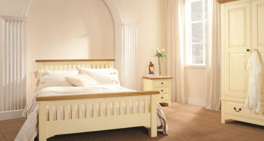 French Cream Bedroom Furniture Collections